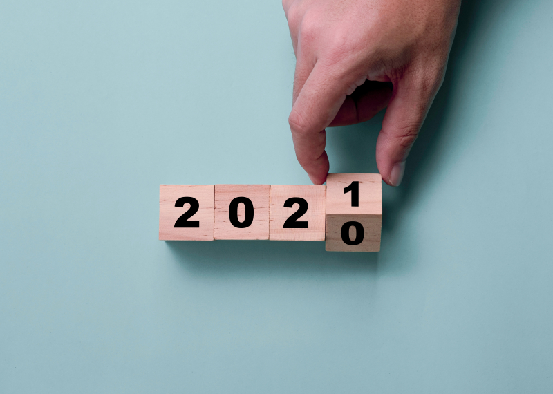 2020 Roundup: The Year in Digital Assets, Finance and Economics